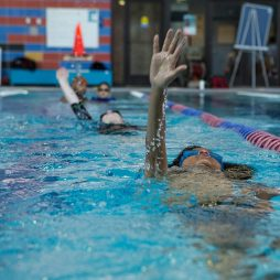 Inspiring Strength and Confidence with Competitive Swimming
