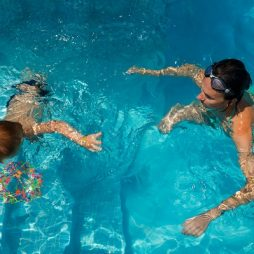 Why Parents Should Swim with Their Infant Children