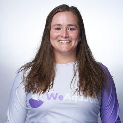 WeAquatics Swim Coach Lindsey Deutsch